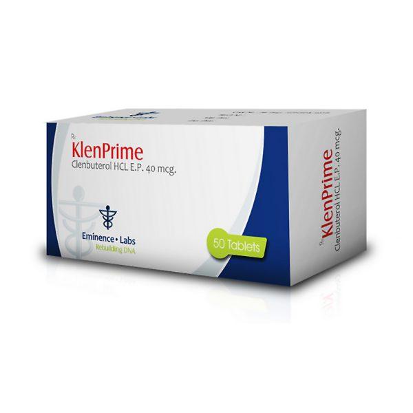 Buy KlenPrime 40 mcg online